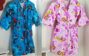 Fiz a modelagem deste robe do  2 ao 14.