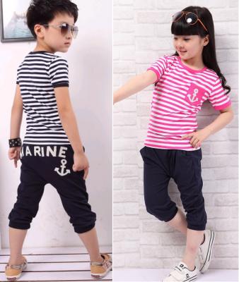Uma modelagem costura de gancho  levemente saruel com esquema de modelagem para crianças de 1 a 14 anos.