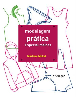 Capa do livro MODELAGEM PRÁTICA ESPECIAL MALHAS